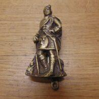 Antique Rob Roy Door Knocker - D502-0221 Antique Door Knocker Company