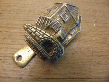 Polperro Door Knocker - D598-0221 Antique Door Knocker Company