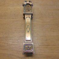 Grandfather Clock Door Knocker - D605-0221 Antique Door Knocker Company
