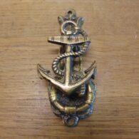 Antique Anchor Door Knocker - D620-0221Antique Door Knocker Company