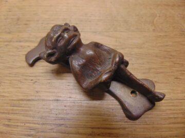Lincoln Imp Door Knocker - D671-0221 Antique Door Knocker Company