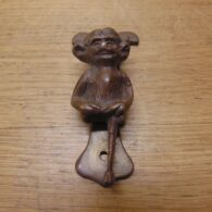 Lincoln Imp Door Knocker - D671-0221 Antique Door Knocker Company