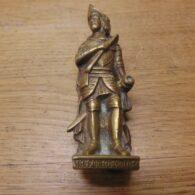 Sir Robert Holmes Door Knocker - D677-0221 Antique Door Knocker Company