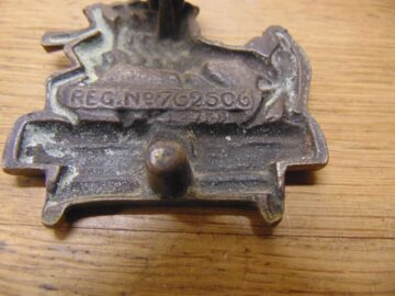 Uncle Tom Cobleigh Door Knocker - D690-0221Antique Door Knocker Company