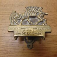 Uncle Tom Cobleigh Door Knocker - D690-0221Antique Door Knocker Company