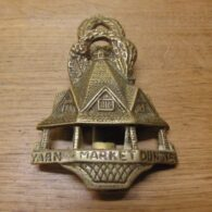 The Old Yarn Market Door Knocker - D691-0221 Antique Door Knocker Company
