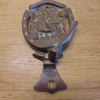 Cockington Forge Door Knocker - D014-0221 Antique Door Knocker Company