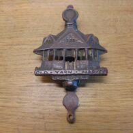 The Old Yarn Market, Dunster Door Knocker - D697-0221 Antique Door Knocker Company
