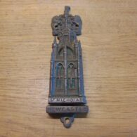 St Nicholas Door Knocker - D698-0221 Antique Door Knocker Company