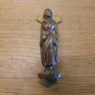 Portcawl Lady Door Knocker - D701-0221 Antique Door Knocker Company