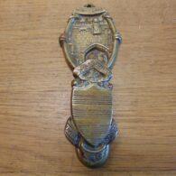 Salisbury Door Knocker - D705-0221 Antique Door Knocker Company
