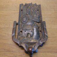 City of Bath Door Knocker - D706-0221 Antique Door Knocker Company