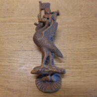 Liverpool Door Knocker - D708-0221 Antique Door Knocker Company