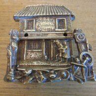 Charles Dickens Curiosity Shop - D368-0221 Antique Door Knocker Company