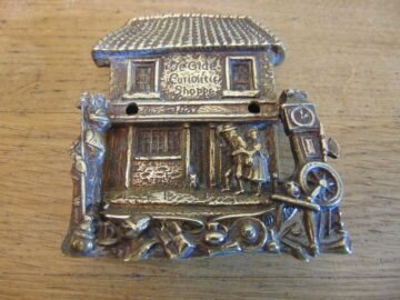 Charles Dickens Curiosity Shop - D368-0221 Antique Door Knocker Company