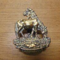 Exmoor Pony Door Knocker - D396-0421 Antique Door Knocker Company