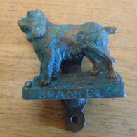 Spaniel Dog Door Knocker - D703-0221 Antique Door Knocker Company