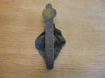 Antique Pixie Door Knocker - D712-0221 Antique Door Knocker Company