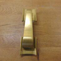 Art Deco Door Knocker - D342-0821 Antique Door Knocker Company
