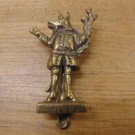Trusty Servant Door Knocker - D374-0921 Antique Door Knocker Company