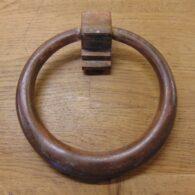 Antique Ring Door Pull - D705-0921 Antique Door Knocker Company